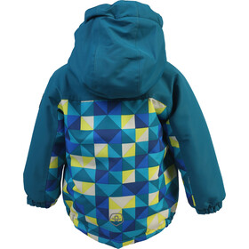 Color Kids Kurt Mini Padded Jacket Kinder deep lagoon